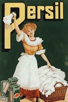 Historic Persil advertisement