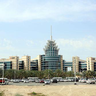Site in Dubai, UAE