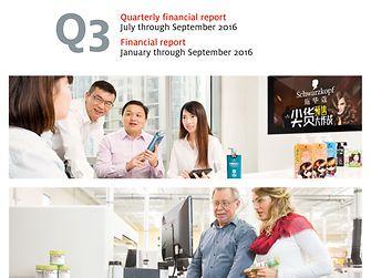 تقرير الربع الثالث لسنة 2016 (باللغة الإنجليزية)