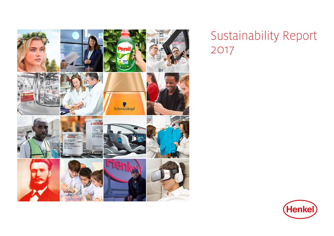 Cover Sustainability Report 2017