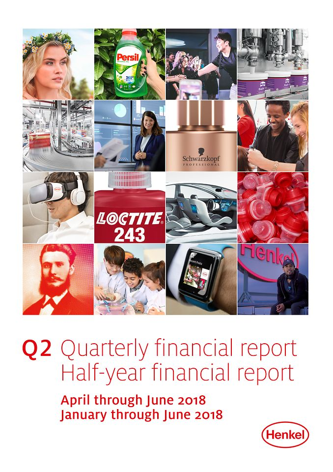 Cover: Quarterly Report Q2/2018