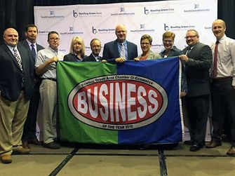 Henkel's largest laundry plant in Bowling Green, KY received the John B. Holland Business of the Year Award at the Bowling Green Area Chamber of Commerce Targeted Business and Industry Awards Banquet.